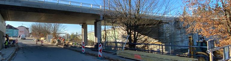 Sanace Železo-Betonových konstrukcí